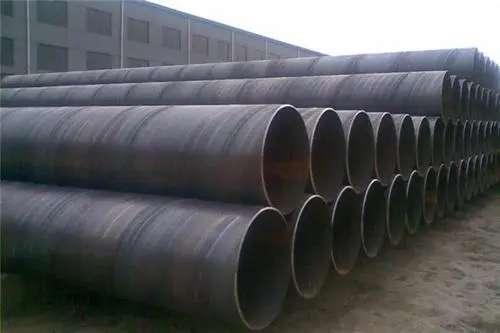 大口径螺旋焊管
